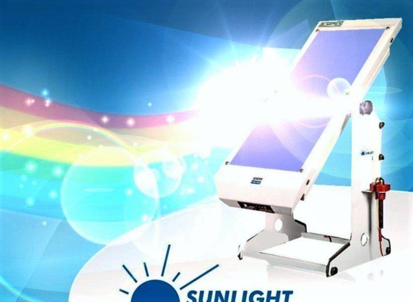 Sunlight Farblicht Therapie Gerät