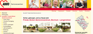 Bochum Seniorenheim der AWO