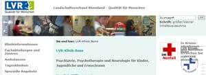 Landschaftsverband Rheinland Klinik Bonn