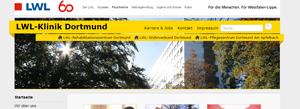 LWL Klinik in Dortmund